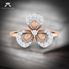 """#Rings say what sometimes words can't.""  #diamondring #goldring #weddingring #desigerdiamondring #flowerdiamondring #diamondringonline"