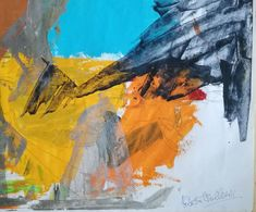 Astratto Nervoso - http://www.contemporary-artists.co.uk/paintings/astratto-nervoso/