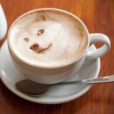 ¡Vaya! Mucha espuma. | 17 veces en que el arte latte fue demasiado lejos