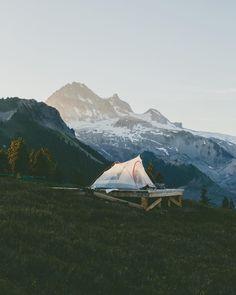 Camp here spot. Delta Breezes...