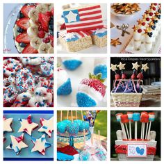 4th of July Ideas Round Up - My Little Me