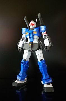 Gundam Custom Build, Gundam Model, Nerd Stuff, Robots, Modeling, Sci Fi, Resin, Suit, Characters