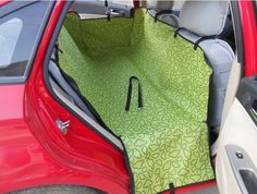 Nylon oxford Quilting Petpremium Pet Dog Waterploof Car Bucket Seat Cover with Hammock Feature *** Details can be found by clicking on the image. (This is an affiliate link and I receive a commission for the sales)