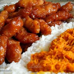 Honey Recipes, Baby Food Recipes, Cooking Recipes, Healthy Recipes, Tasty, Yummy Food, Chinese Food, Stir Fry, Chicken Wings