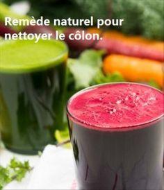 Remède efficace pour nettoyer le colon