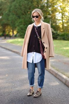 (last years) Topshop Coat Topshop Cardigan (old) Helmut Lang Shirt (old ec8e83671b3de