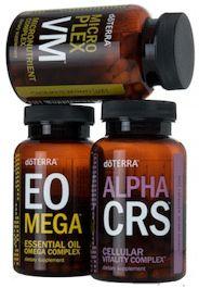 Lifelong Wellness supplements from doTERRA