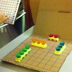 Awesome battleship drinking game