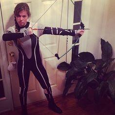 Katniss Everdeen From Catching Fire costume