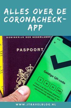 In deze blog vertel je alles wat je moet weten over de CoronaCheck-app. Vanaf 24 juni 2021 is de CoronaCheck-app beschikbaar, een app die we deze zomer nodig hebben om binnen Europa te reizen en om evenementen te kunnen bezoeken. #coronacheckapp #corona #covid-19 #coronavirus #jtravelblog #jtravel 24 Juni, Apps, Blog, Cover, Travel, Viajes, Blogging, Destinations, App