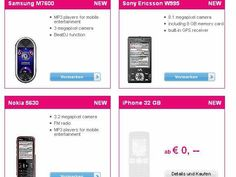 32GB iPhone confirmed by T-Mobile snafu | An iPhone 32GB placeholder image has appeared in the 'Coming Soon' section on T-Mobile's website in Austria. Buying advice from the leading technology site