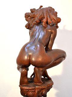 Sculpture - Maya - Fred Fichet - Sculpture
