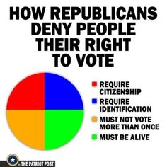 This is Seriously How Democrats Think Voting Rights Work Political Quotes, Political Views, Political Science, Political Cartoons, Funny Cartoons, Truth Hurts, It Hurts, Trump Is My President, Conservative Politics