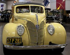 1939 Ford Woodie Station Wagon