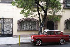 Colonia Condesa, Mexico City, Mexico