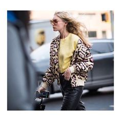 """69 Likes, 1 Comments - For Shopping Lovers (@4shoppinglovers) on Instagram: """"Color mixing is all the rage right now, so when wearing leopard choose brighter hues to add even…"""""""