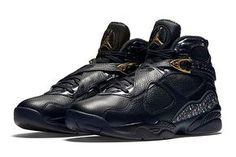 "Edit description Air Jordan 8 Retro ""Confetti"" (Official Images & Release Date) - EU Kicks: Sneaker Magazine"