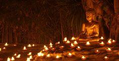 พระพุทธรูปใต้ต้นไม้ ประดับผนัง