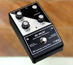 Austin Bazaar is giving away a free #Moog MF Delay Analog Effects #Pedal! Enter to win this #giveaway by March 25, 2016 and share with friends to increase your chances of winning!  http://www.austinbazaar.com/giveaway
