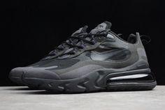 2020 Nike Air Max 270 React Cool GreyWhite Black AO4971 103