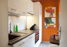 Les 17 meilleures images du tableau Cuisines en Couleurs : Orange ...