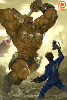 Fallout Rpg, Fallout Fan Art, Fallout Concept Art, Fallout Game, Fallout New Vegas, Fallout Vault, Fallout Posters, Fallout Funny, Drake