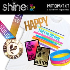 Shine Tour 2015 - The Color Run™ - The Happiest 5k On The Planet!