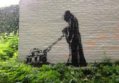 The Lawnmower Man by ~42TBA on deviantART