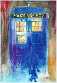 the TARDIS