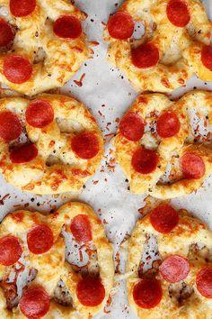 Pizza Pretzels - The Candid Appetite