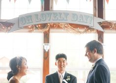 Oh lovely day banner