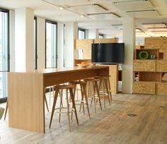 Credit Suisse's Zurich Offices – Smart Working Concept Office