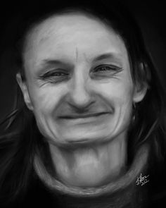 Jaquelline is a homeless woman with a beautiful smile.  Homeless people are not just beings on the street with addictions.  They are individuals with emotions, hearts, smiles, and names.