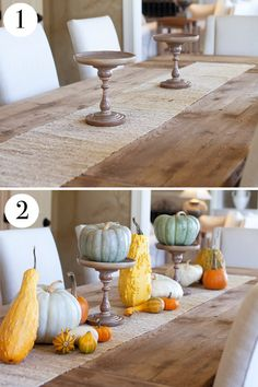 Fall Tablescape Decorating Ideas