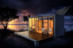 cargo container home