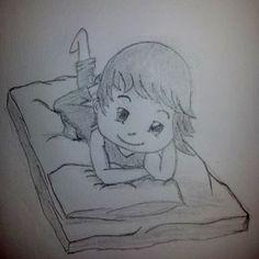 Chibi drawing 3