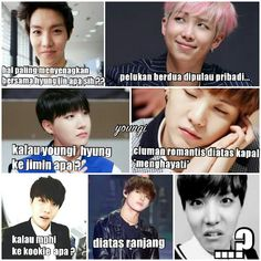 meme comik BTS part II (vkook/Taekook, namjin, yoonmin, jhope (? Boyxboy, Namjin, Read News, Yoonmin, Taekook, Jhope, Bts Memes, My Idol, Humor