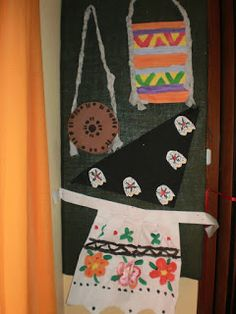 5ο Νηπιαγωγείο Τρίπολης: 25η Μαρτίου ......2013 1 Decembrie, Pot Holders, Apron, Traditional, Hot Pads, Potholders, Aprons, Planters