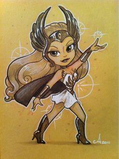 She-ra!