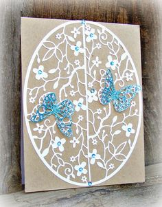 Stamp and Ink: MEMORY BOX BUTTERFLY ARCH