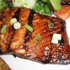 Honey Ginger BBQ Salmon recipe - Allrecipes.co.uk