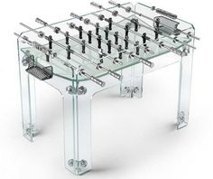 Teckell Foosball | Adriano Design x B.Lab Italia