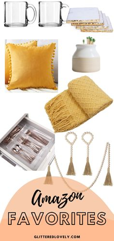 Amazon Decor Favorites!