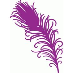Silhouette Design Store - Search Designs : peacock feather