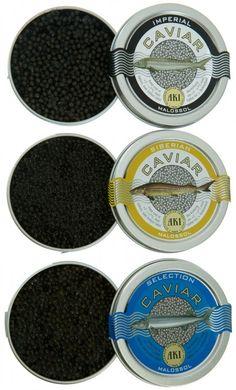 STURGEON Caviar Taster 90g