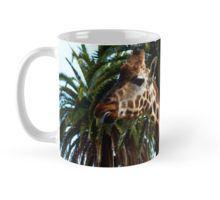 Funny #giraffe That Blew A Raspberry #mug