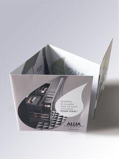 Dossier de presse pour ALLIA Communication, Press Kit, Communication Illustrations