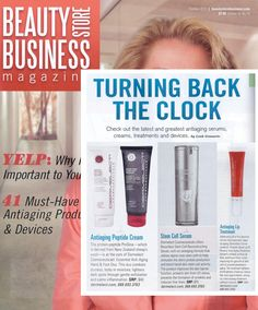 Turning Back The Clock! Check out the latest and greatest antiaging serums, creams, treatments and devices by Dermelect Cosmeceuticals.   Timeless Anti-Aging Daily Hand Treatment, Runway Ready Luxury Foot Treatment, Resurface Stem Cell Regnerating Treatment and Smooth Upper Lip!