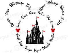 This listing is for one Disney printable image. Personalized with Family last name, first names, and Walt Disney World (year). Image Can be used as a t-shirt iron on transfer, door magnet, tote bag image, etc!  *Name Placement may vary  * Red mouse heads may or may not be included on your image depending on how many first names are provided. *Where all your dreams come true may or may not be included on your image depending on how many first names are provided  Image will be e-mailed flipped…