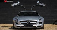 2011 Mercedes-Benz SLS AMG  - RHD - Just 14,700 Miles